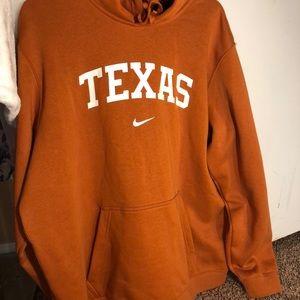 UT Longhorns hoodie XL